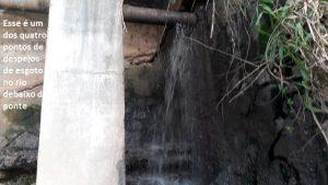 poluição do rio 1
