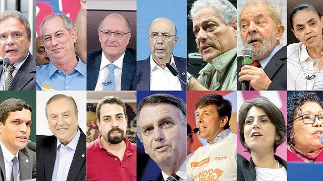FALTAM 52 DIAS PARA SABER QUEM MANDARÁ NO BRASIL; AS VÍTIMAS JÁ SÃO CONHECIDAS