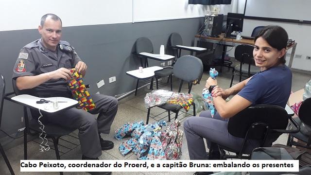NATAL SOLIDÁRIO – POLÍCIA MILITAR EM IBIÚNA ENTREGARÁ 700 BRINQUEDOS A CRIANÇAS CARENTES