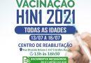 IBIÚNA – VACINAÇÃO CONTRA H1N1 PARA PÚBLICO EM GERAL COMEÇA AMANHÃ