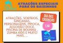 """IBIÚNA – FEIRA DA CAPELINHA PROMOVE ESPECIAL """"DIA DAS CRIANÇAS"""" NESTE SÁBADO"""
